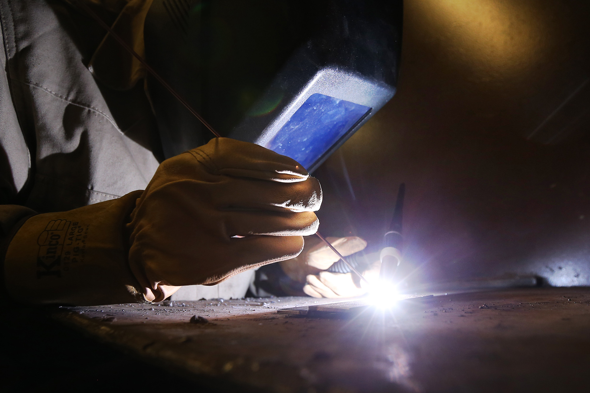 Welding - Gas Tungsten Arc Welding photo