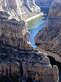 Bighorn Canyon photo