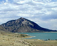 Buffalo Bill Reservoir photo