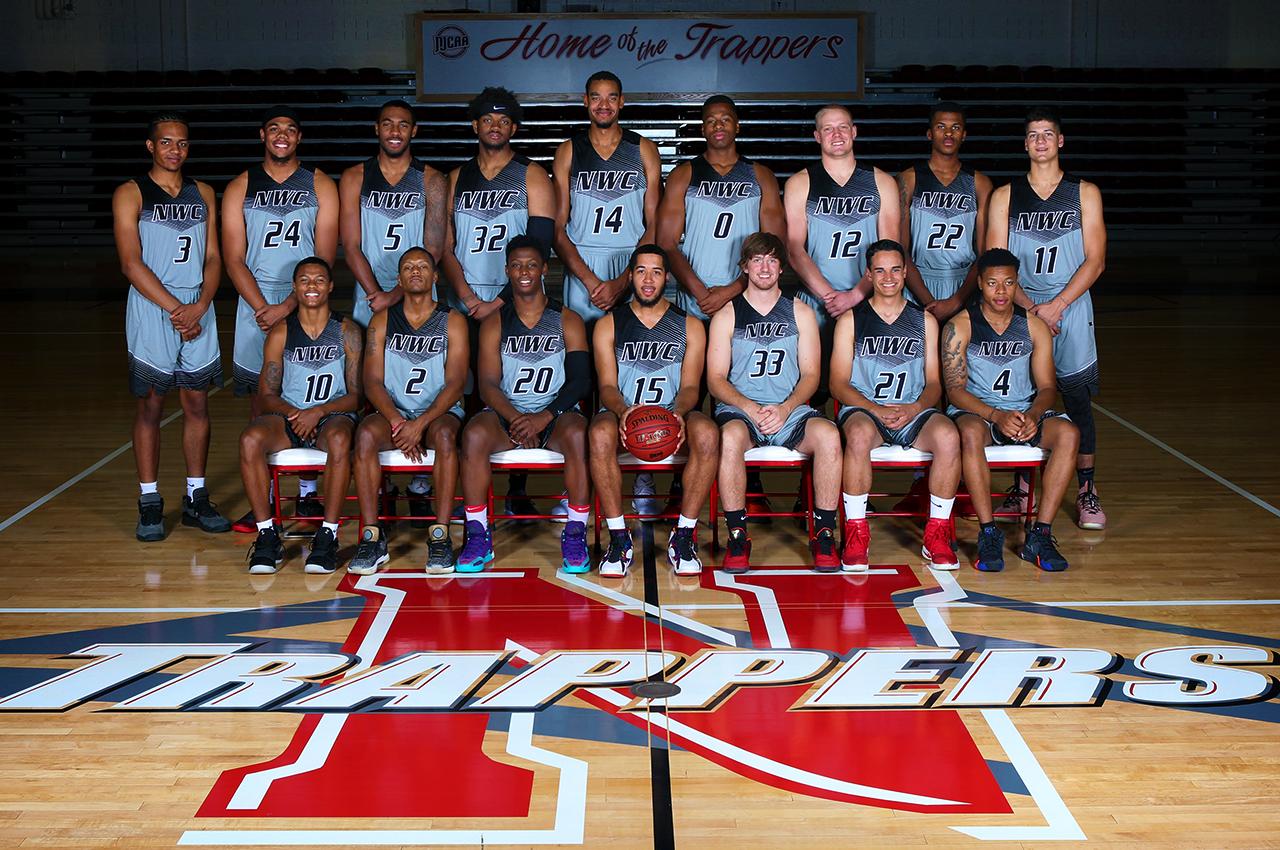 Team Photo Trapper Men S Basketball Northwest College