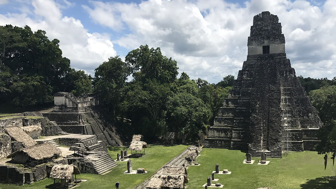Explore Guatemala and Belize in May