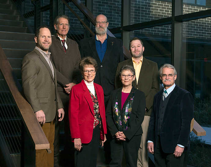 NWC Board of Trustees Group Photo