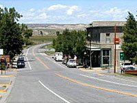 Meeteetse, WY photo