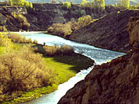 Shoshone River photo