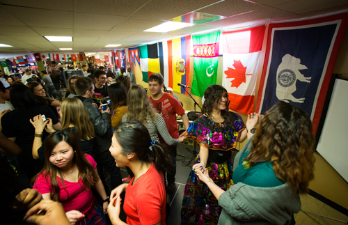 Multicultural Showcase