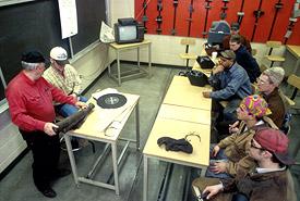Welding Classroom